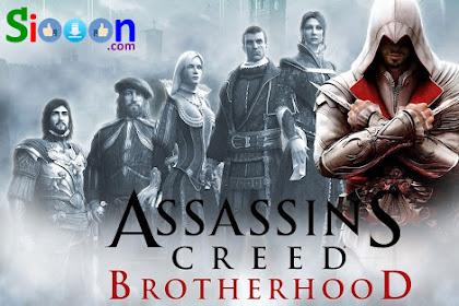 Free Download Game PC Laptop Assassins Creed Brotherhood