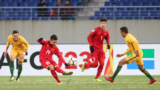 """Chuyên gia ngả mũ khen U23 Việt Nam và """"người hùng"""" Quang Hả 2"""