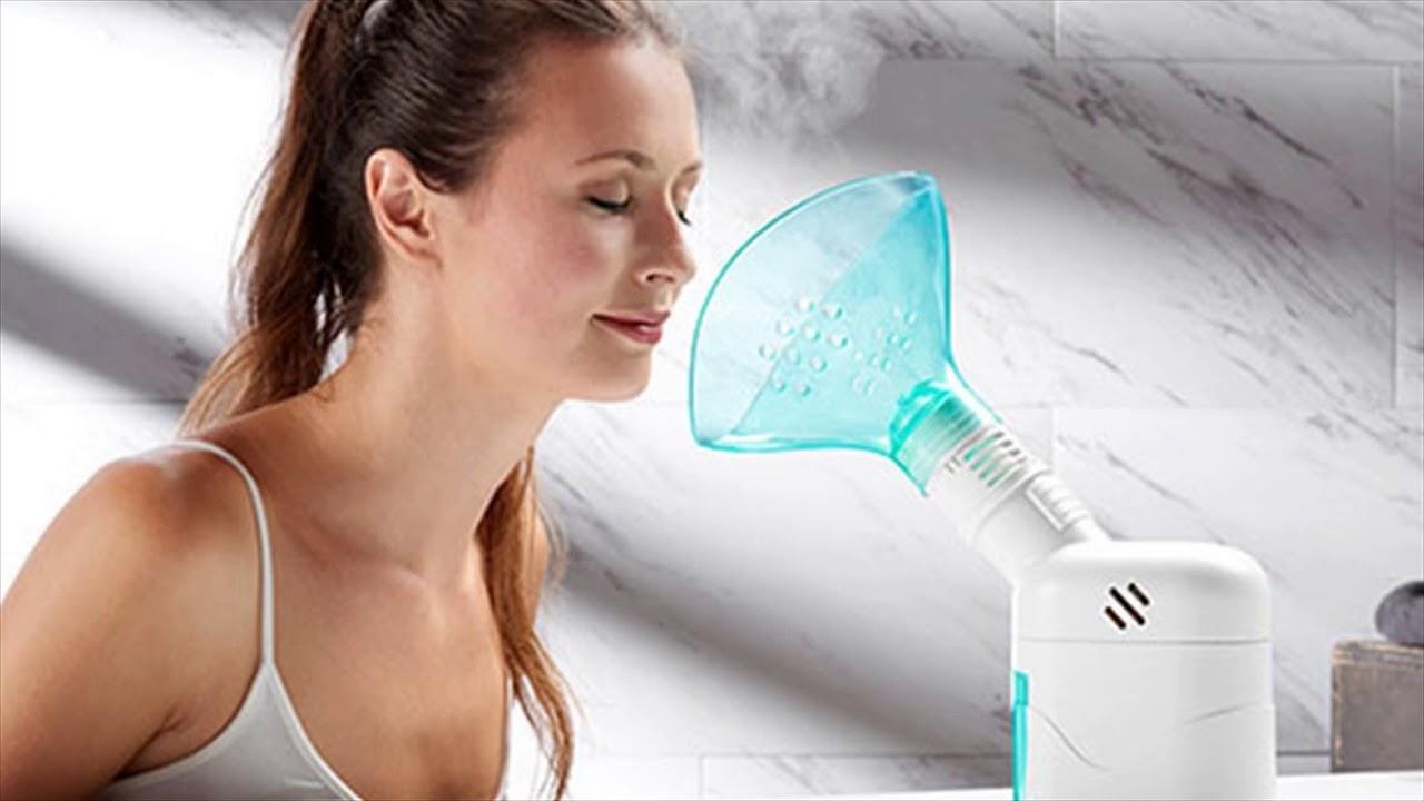 nasal steam