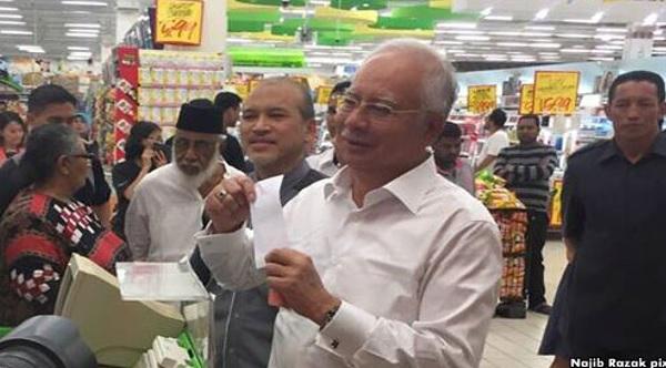 'Inilah Padah Apabila Sistem Cukai Diubah Sesuka Hati' - Najib