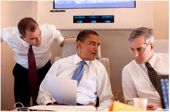 Jom Lihat Bahagian Dalam Pesawat Presiden A.S