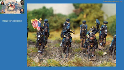 US Dragoons with Command picture 2