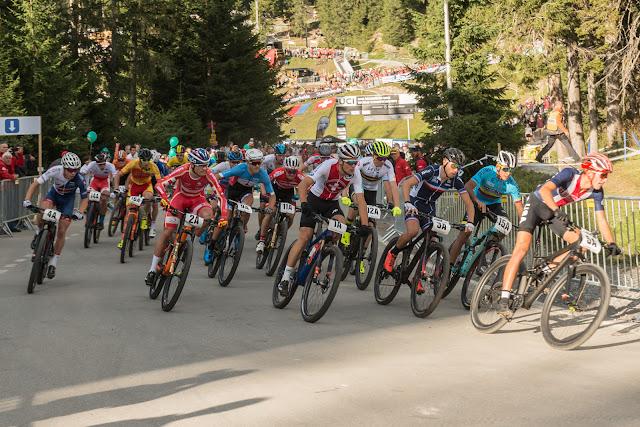 Suiza logra el Oro en el Team Relay