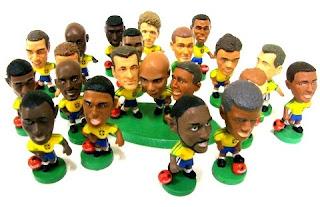 brinquedos da copa do mundo