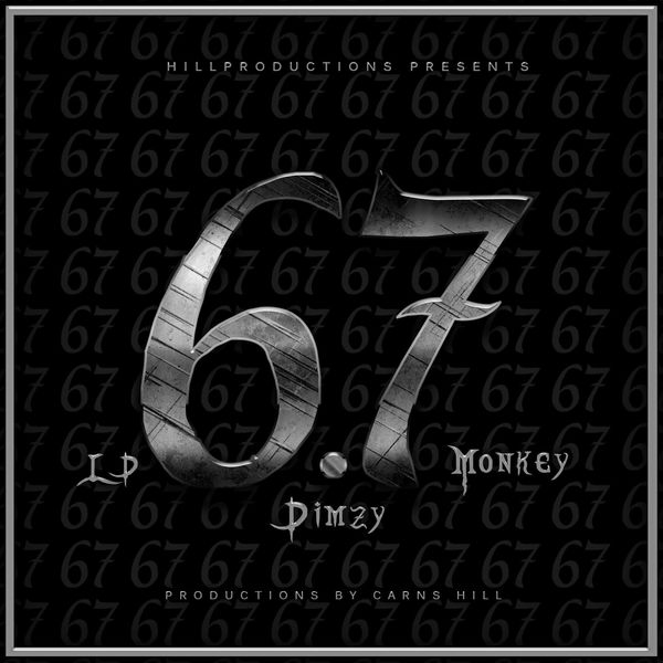 LD, Monkey & Dimzy - 6.7 Cover