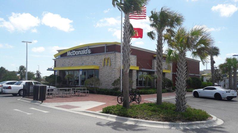 McDonald's (Stadium Parkway) - Viera, FL