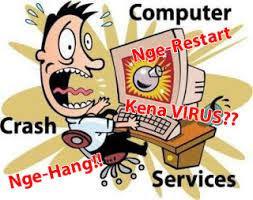 21 serangan virus komputer dalam sejarah