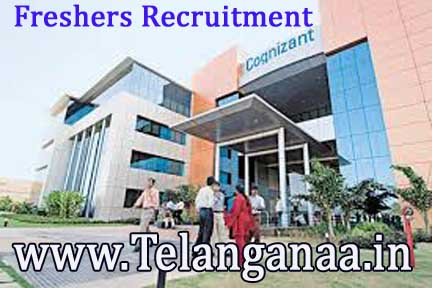 Cognizant Recruitment 2016-2019 For Freshers