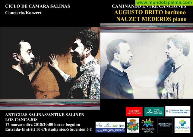 """LAS SALINAS: concierto """"Caminando entre Canciones"""""""
