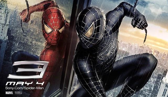 Spider-Man 3 (2007) Omul-Paianjen 3 - Trailer si detalii