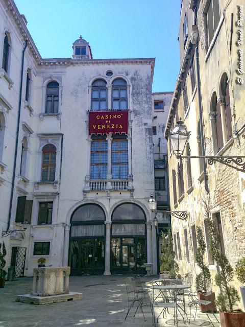 Casino de Venecia, Ca' Vendramin Calergi - Cannaregio, Venecia por El Guisante Verde Project