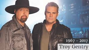 Troy Gentry duo
