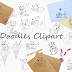 ➳ Cute Fox Vector Clipart Collection {SVG, PNG and JPG File}