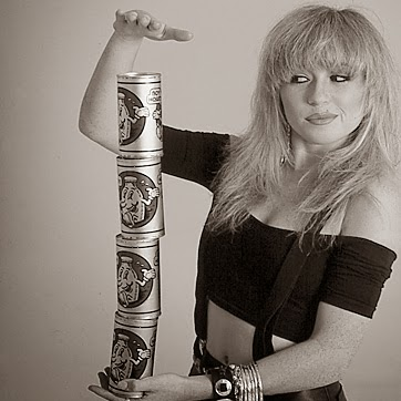 The Cathode Ray Mission: Femme Fatale Friday: E.G. Daily