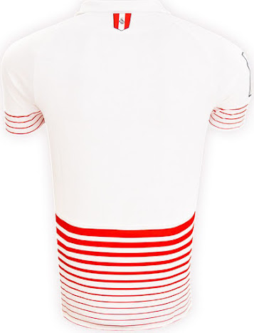f148f7ffcf1 This is the new Sevilla FC 2015-16 Home Jersey. The first New Balance  Sevilla Kit ...