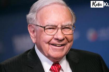 Saat saham turun Warrent Buffet dan Lo Kheng Hong tidak panik, ini alasannya