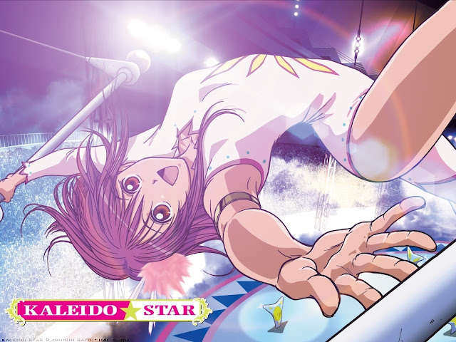 Kaleido Star [51/51] + OVAs [03/03] [MF] [Latino] [HD]