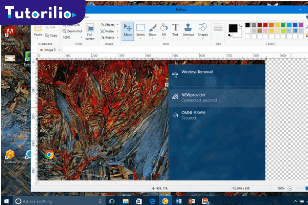 screenshot picpick, pickpick screenshot, screenshot tool picpick komputer/laptop
