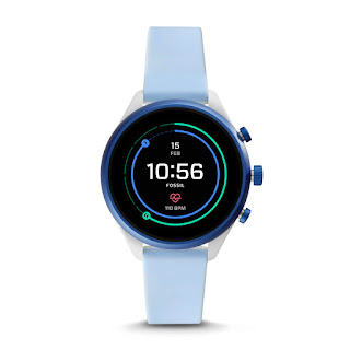 Fossil's New Wear OS Smartwatch With Qualcomm's Next-Gen Chipset