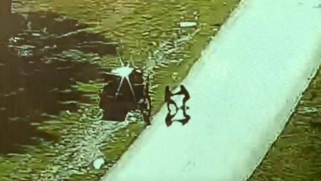 Un ladrón piraña detenido tras asaltar a un automovilista