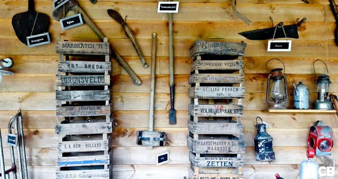 Kersenmuseum in Cothen