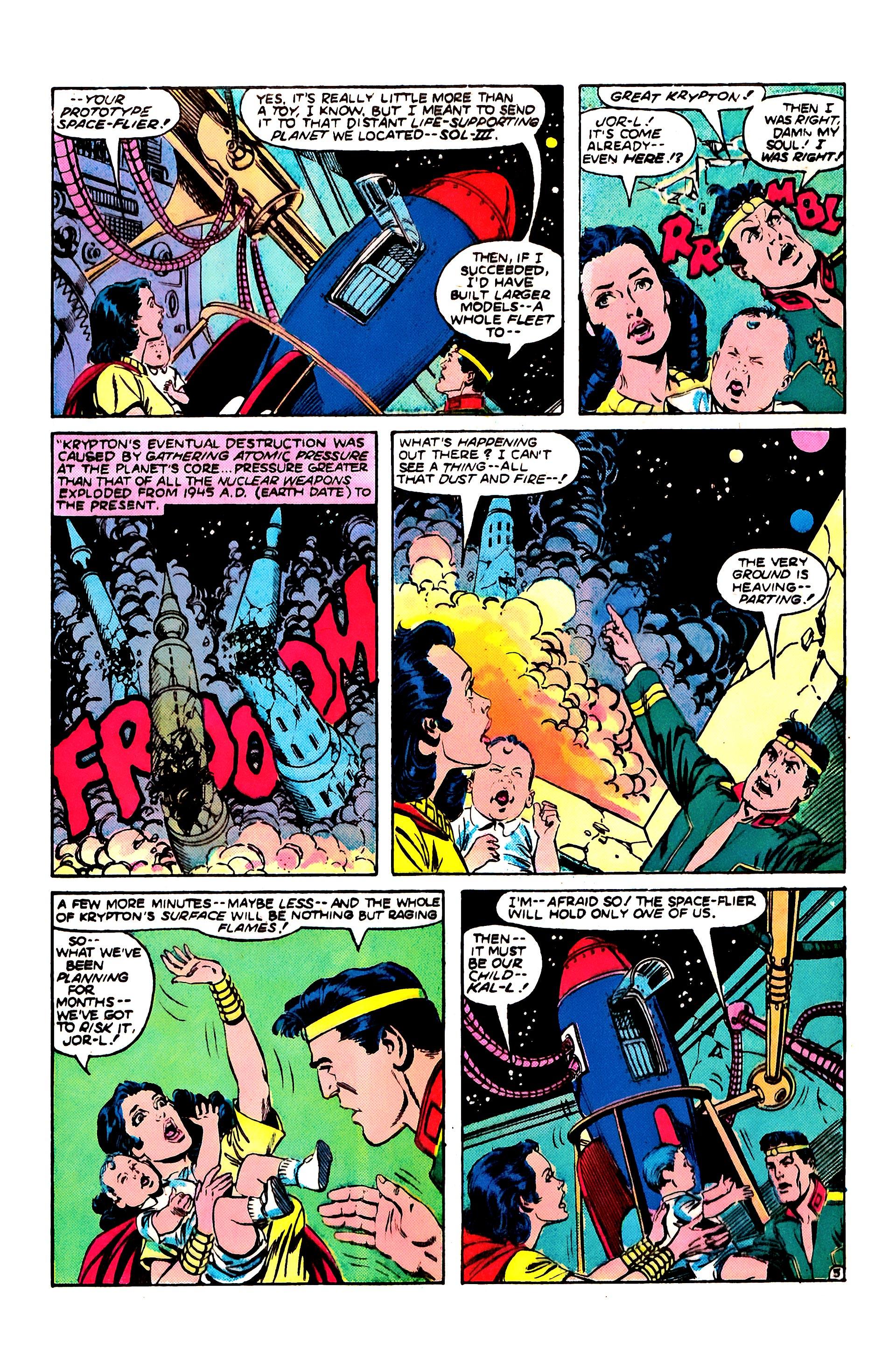 Read online Secret Origins (1986) comic -  Issue #1 - 9