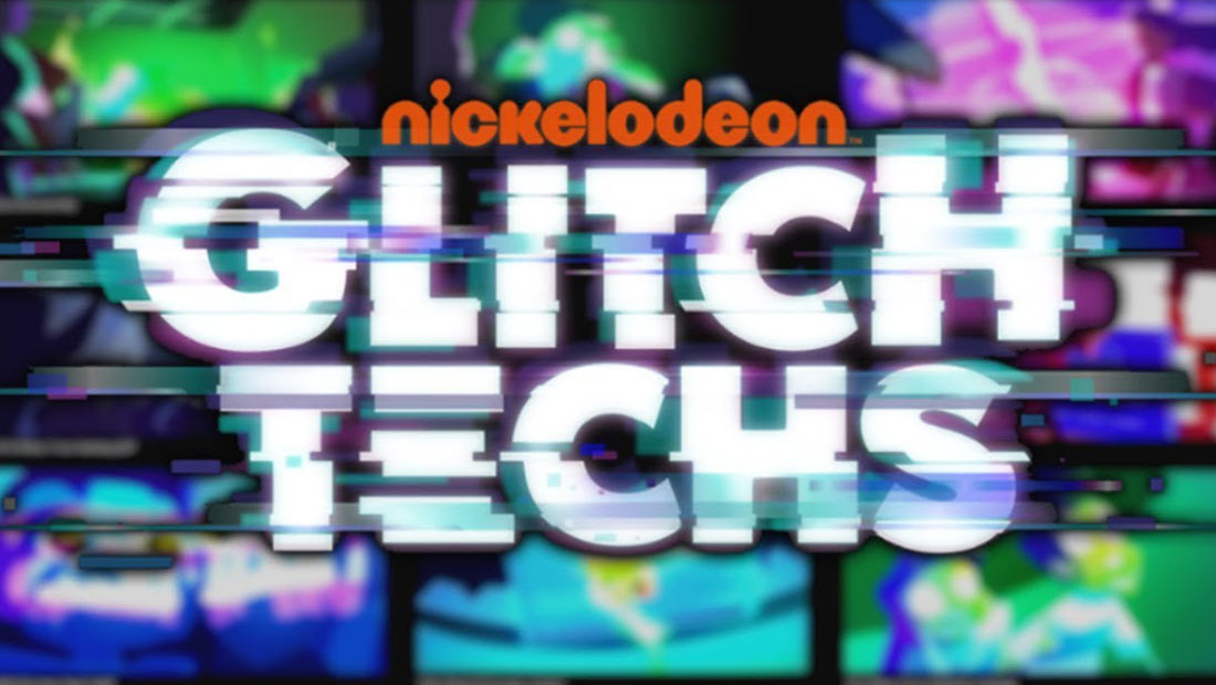 Nickalive Eric Robles Shares New Sneak Peeks Of Glitch Techs