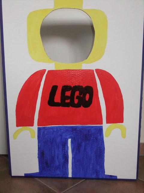 Legoparty Legomännchen