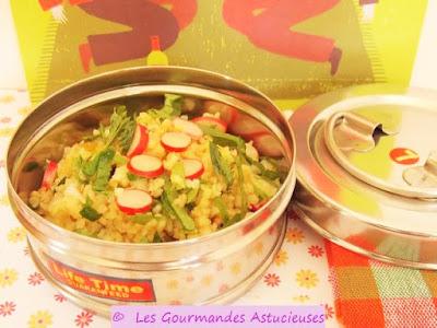 Comment faire une salade vegan au boulgour ?