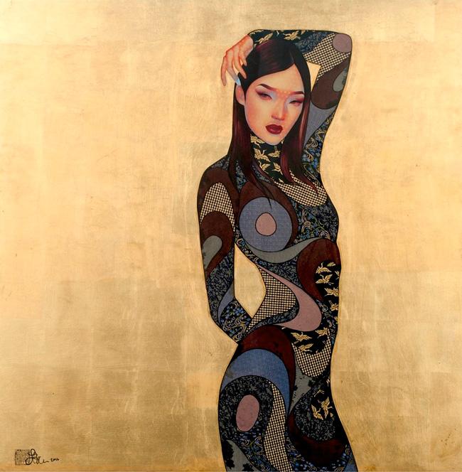 ARTIST: Lauren Brevner (www.laurenbrevner.com) via: YellowMenace.net
