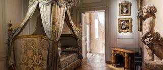 Chambre de l'hôtel Donon (Musée Cognacq-Jay)