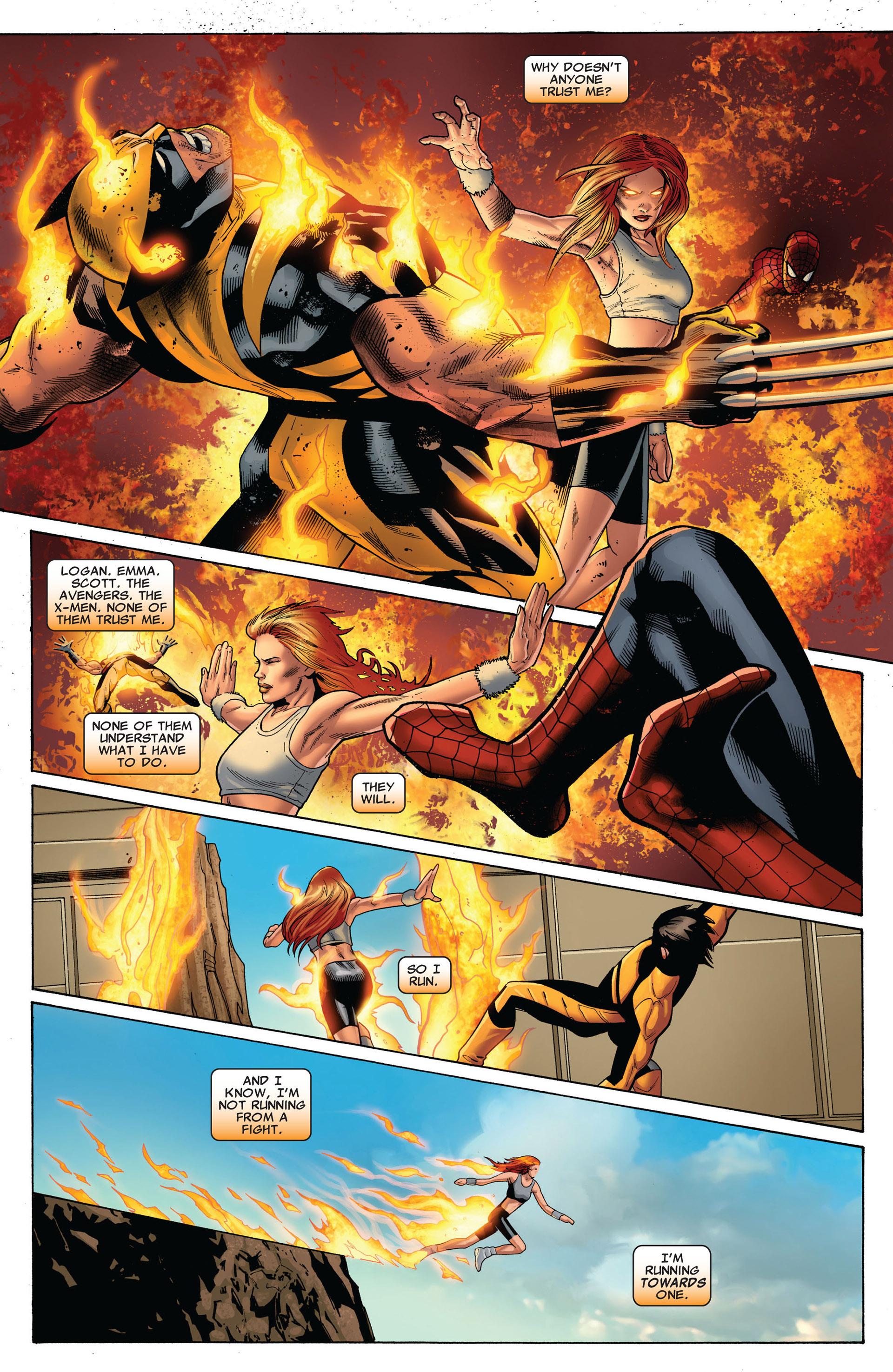 Read online Uncanny X-Men (2012) comic -  Issue #11 - 16
