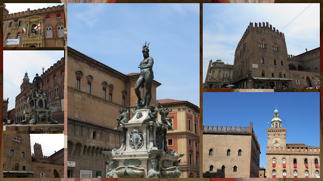 Weekend in Bologna - Piazza Maggiore