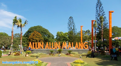 Travel Malang Jogja, Alun-Alun Malang, 0821-316-7070-8, Travel Jogja Malang