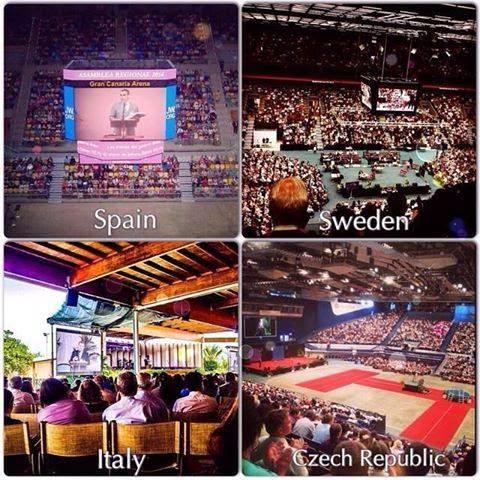 Международные конгрессы