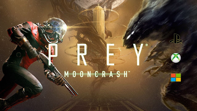 """""""Prey: Mooncrash"""" Game phiêu lưu mặt trăng 2018"""