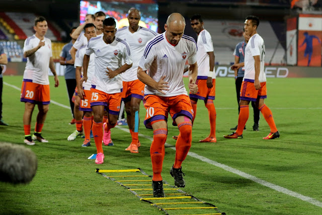 Habas retuns to Kolkata as rival but ATK are smiling