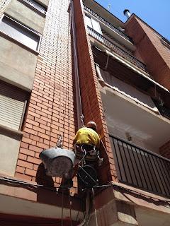 Trabajos en altura en Valladolid