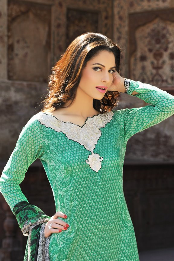 Sobia S Salon And Studio Islamabad: Couture Bano: Sobia Nazir Lawn 2012