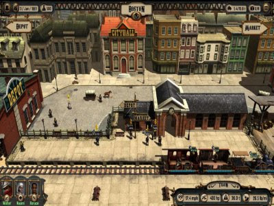 Bounty Train - Full Version Game Free Download for PC