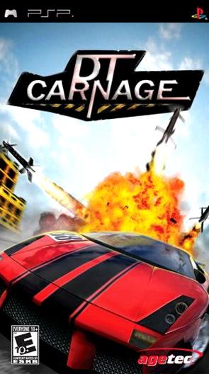 DT Carnage - PSP - ISO Download