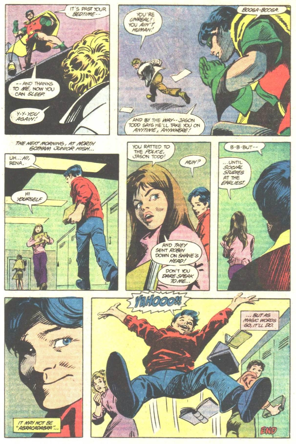 Detective Comics (1937) 561 Page 20