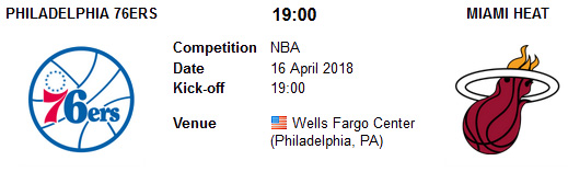 Philadelphia 76ers vs Miami Heat en VIVO