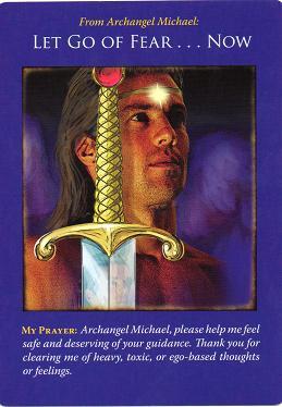 Image result for archangel michael message