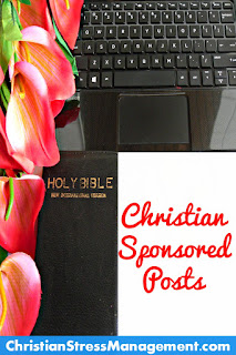 Christian sponsored posts