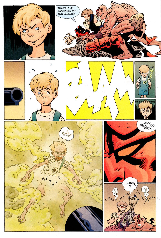 Read online Hellboy: Weird Tales comic -  Issue #6 - 8