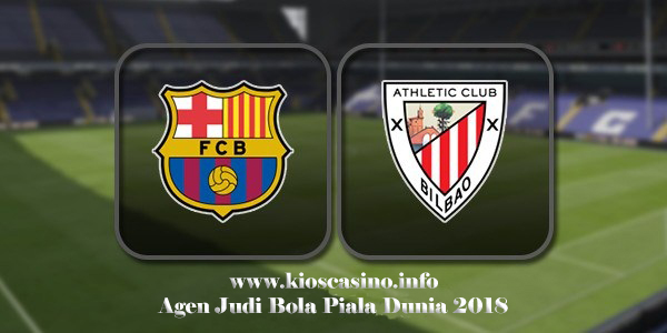 Prediksi La Liga Barcelona vs Ath. Bilbao 18 Maret 2018