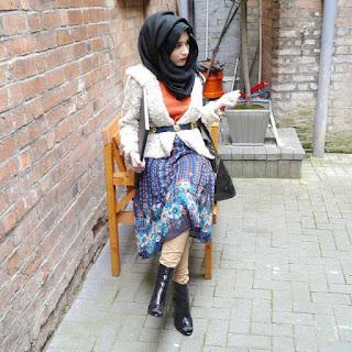 Hijab Modern Style