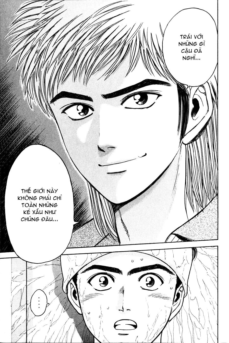 Psychometrer Eiji chapter 26 trang 23