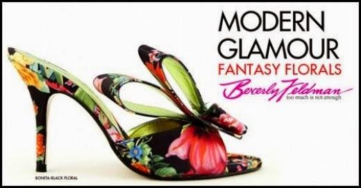 Beverly Feldman Fantasy Florals